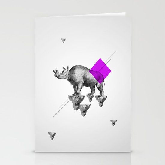 Archetypes Series: Solitude Stationery Cards