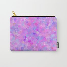 Funfetti (Preppy Abstract Pattern) Carry-All Pouch