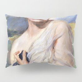Portrait of a lady - Digital Remastered Edition Pillow Sham