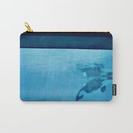 Orca Of The Ocean Carry-All Pouch
