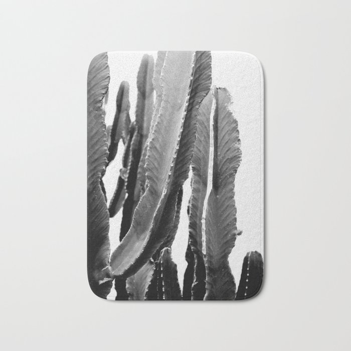 Boho Cactus Bath Mat