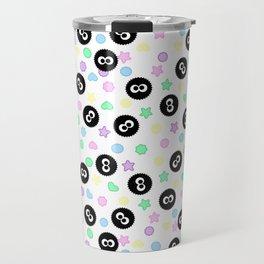 susuwataru kawaii pattern Travel Mug