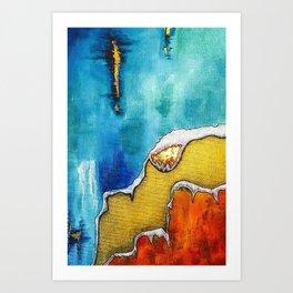 Mountain 1 Art Print