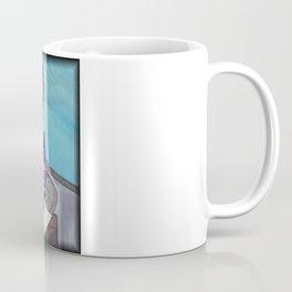 In the Jump Seat Coffee Mug