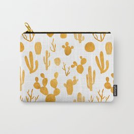 Golden cactus collection Carry-All Pouch
