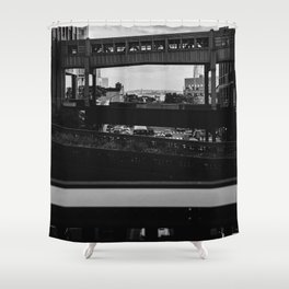 The Highline III Shower Curtain