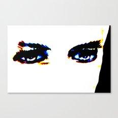 Lugosi's Eyes Canvas Print