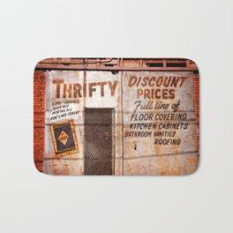 Thrifty Bath Mat
