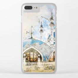 Kul Sharif Mosque, Kazan Clear iPhone Case