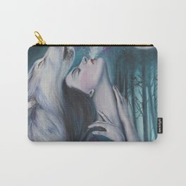 Moon Howl Carry-All Pouch