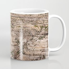 Horse Thief Canyon - Drumheller, Alberta. Coffee Mug