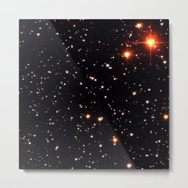 Hubble Space Telescope - Planetary Host Star Metal Print