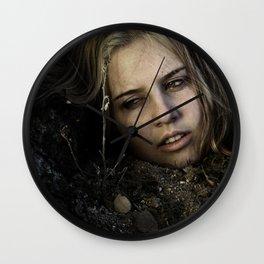 Birthing Gemini Wall Clock