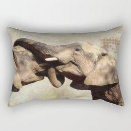Lifelong Friendships Rectangular Pillow