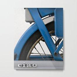 Ciao. Metal Print