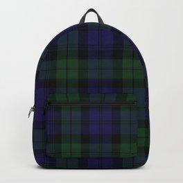 BLACK WATCH TARTAN Backpack