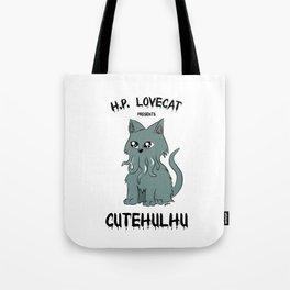 Lovecat Tote Bag