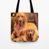 mom Tote Bags featuring Mom by Robin Curtiss