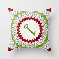 Phantom Keys Series - 12 Throw Pillow