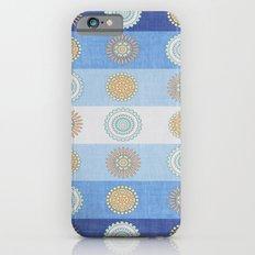 Swedish Flowers iPhone 6s Slim Case