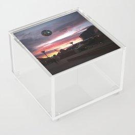 Wellington  at Dawn Acrylic Box