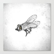 French Fly Canvas Print