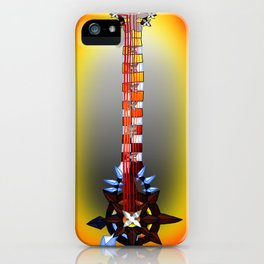 Fusion Keyblade Guitar #166 - Twilight Blaze & Two Become One iPhone Case