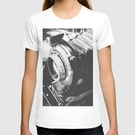 Old school photography T-shirt