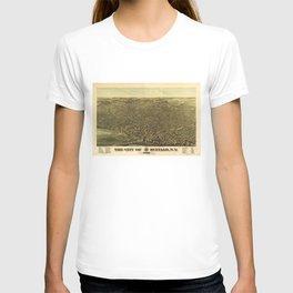 The City of Buffalo, New York (1880) T-shirt