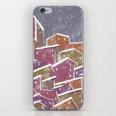 Urban Tetris#1 iPhone & iPod Skin
