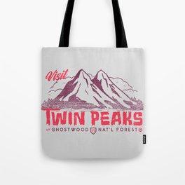 Visit Twin Peaks Tote Bag