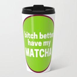 #BBHMM Travel Mug