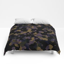 Pattern Camouflage Comforters