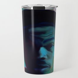 wavy chance Travel Mug