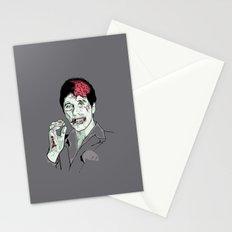 Zombie Al Pacino Scarface  Stationery Cards
