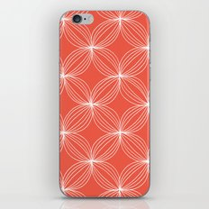 Star Pods - Coral iPhone & iPod Skin