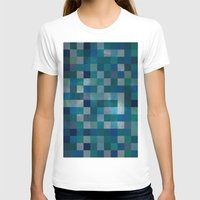 blues T-shirts featuring Blues by Mila Harper