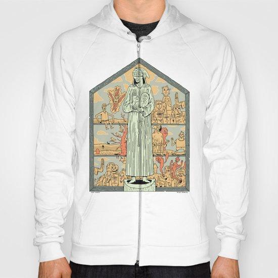 Saint Francis Hoody