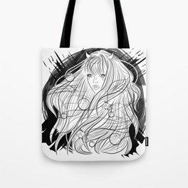 Sea Devil Tote Bag