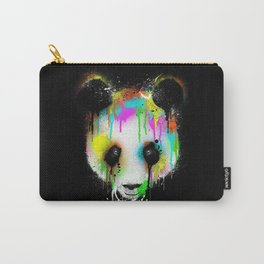 Panda Paint Face Carry-All Pouch