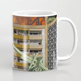 An der Schwelle zur Freiheit · a day with Magritte 2 Coffee Mug