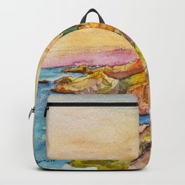 Acadia National Park Backpack