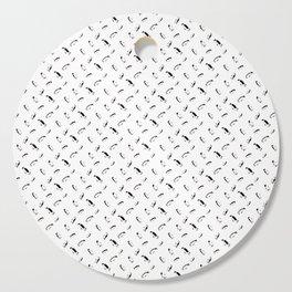 Penguin Pattern Cutting Board