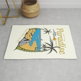 Lost in Paradise Rug
