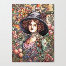 Lily Elsie Canvas Print