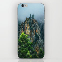 Wasatch Mountains, No. 2 iPhone Skin