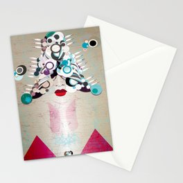 Overthinking.. Stationery Cards