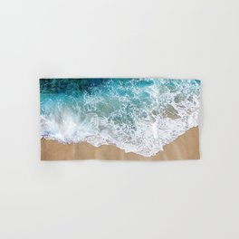 Ocean Waves I Hand & Bath Towel