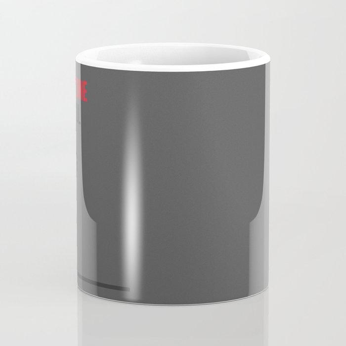 A Comfort Zone Coffee Mug