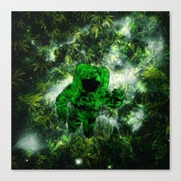 Feeling Strange Canvas Print